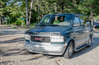 2000 GMC Safari SLE Minivan Van roadtrip
