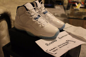 "DS Jordan ""Legend Blue"" XI - Size 6Y"