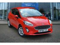 2018 Ford Fiesta 1.0 EcoBoost Zetec 5dr***With Bluetooth Connectivity*** Manual