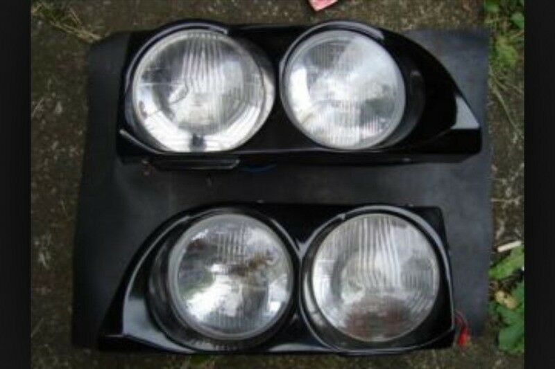 citroen ax tein headlights