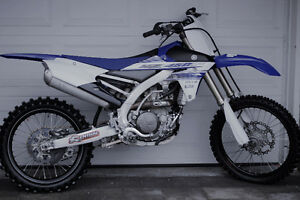 FOR SALE: 2016 YAMAHA YZ450F