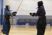 Martial Arts Classes - Kendo, the way of the sword.