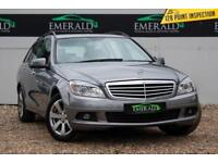 2009 59 MERCEDES-BENZ C CLASS 1.6 C180 KOMPRESSOR BLUEEFFICIENCY SE 5D 156 BHP