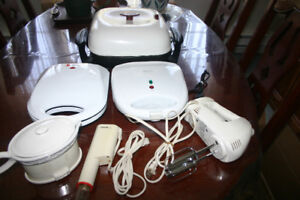 Small Kitchen Appliances - PRICES REDUCED!