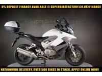 2011 61 HONDA VFR800X CROSSRUNNER 800CC 0% DEPOSIT FINANCE AVAILABLE