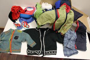 Lot de vêtements garçon 12-18 mois Veste et pantalon d'hiver