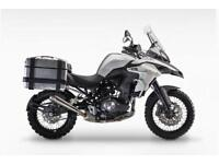 BENELLI TRK502X ADVENTURE NEW 2018 A2 COMPATABLE MODEL CALL NOW FOR FULL DETAILS