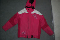 Kids skidoo jacket size 6