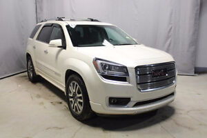 2013 GMC Acadia Denali AWD..3rd row , DVD, YOU,RE APPROVED