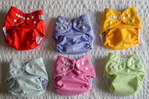 Cloth Diaper Set