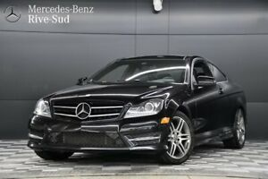 2015 Mercedes Benz C350 4MATIC Coupe