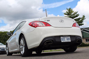HYUNDAI GENESIS COUPE V6 3.8 - ONE OWNER - 69 000 KM - CUIR ET +