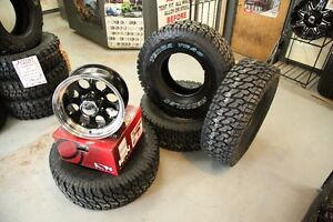 Toyota Tacoma / Chev 1500 WHEEL & TIRE PACKAGE DEAL
