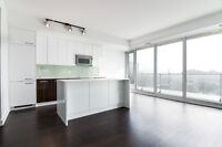 New Soho Champagne Luxury 1 BDRM (water view)