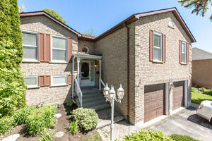 Raised Bungalow with Separate Basement Apartment - NEWMARKET