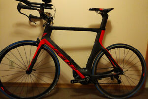 2016 Felt B2 Time Trial Bike (58 cm)