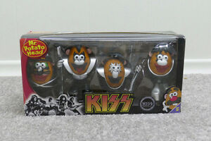 KISS Mr. Potato Head MINT Kitchener / Waterloo Kitchener Area image 1