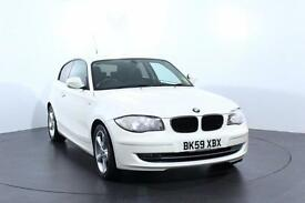 2009 BMW 1 SERIES 116I SPORT HATCHBACK PETROL
