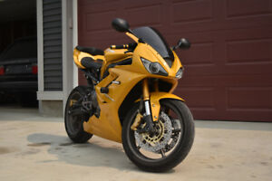 2006 Triumph Daytona 675 lots of upgrades!