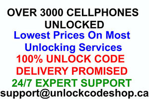EASY AND FAST PHONE UNLOCK SERVICES