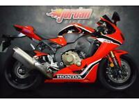 2018 Honda CBR1000RR Fireblade