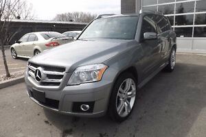 2010 Mercedes-Benz GLK350 VUS AWD