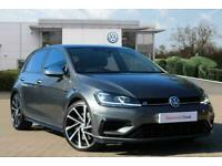 2020 Volkswagen Golf 2.0 TSI R 4Motion 300ps DSG 5Dr + PLATE INCLUDED + SUNROOF