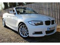 2011 61 BMW 118D 2.0TD M Sport Convertible 6 Speed 67k 150 BHP 65.7 MPG P/X