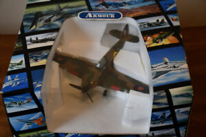 Armour Franklin Mint 1/48 Scale diecast - B11B578 Hurricane MK1