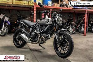 Ducati Scrambler 800 Icon 2018