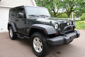 2010 Jeep Wrangler 2 Door
