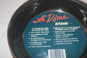 SITRAM from France Non Stick Fry Pan (heavy steel)