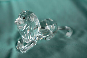 Swarovski Lion - Inspiration of Africa  - Signed
