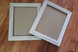 Large Country Inspired Wood Frames