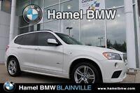 BMW X3 AWD 4dr 35i GROUPE M 2013