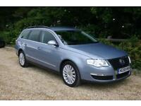 2009 DIESEL ESTATE VW PASSAT HIGHLINE with FULL SERVICE HISTORY done 104792 Mile