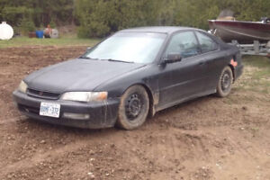 1997 Honda Civic Coupe (2 door)