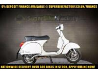 2014 14 PIAGGIO VESPA PX 125 125CC 0% DEPOSIT FINANCE AVAILABLE