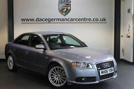 2006 06 AUDI A4 2.0 T S LINE SPECIAL EDITION 4DR 217 BHP