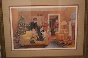 James Lumbers - Santa's helper -