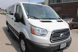 Ford Transit 8 PassTow pack 2015