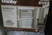 Danby 8000 air conditionerbtu with remote
