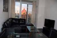 FURNISHED CONDO by SQUARE ONE MISSISSAUGA