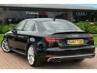 2017 Audi A4 3.0 TFSI quattro 354 PS tiptronic Saloon Petrol Automatic