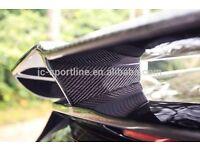 Genuine Carbon Fibre Rear Spoiler