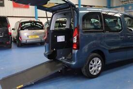 Citroen Berlingo Multispace Plus Special Edition Wheelchair adapted car 2012