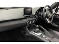 2017 Mazda MX-5 Mx-5 Rf Convertible Sport Nav Petrol grey Manual