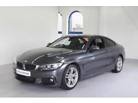 2014 BMW 4 SERIES 420d xDrive M Sport 2dr