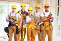 ***Skilled/General Construction Worker's***
