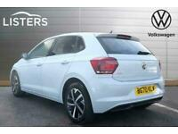 2020 Volkswagen POLO HATCHBACK 1.0 TSI 95 Beats 5dr Hatchback Petrol Manual